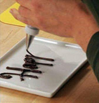 با این 5 مرحله به راحتی روی کیک تان بنویسید تصاویر