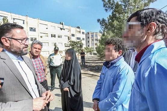 اعتراف زن شوهردار به ارتباط با قاتل همسرش