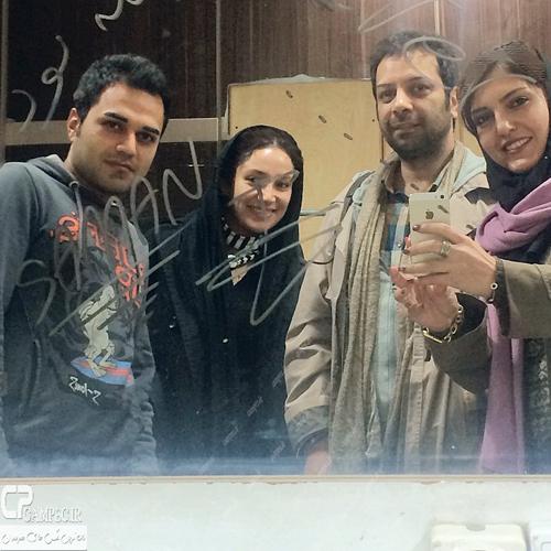 عکس های دوستانه و جدید بهاره افشاری