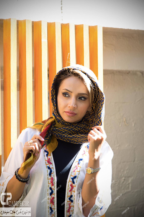 عکس های جدید شبنم قلی خانی در خارج از کشور