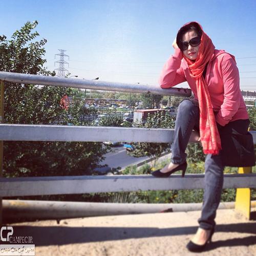 عکس های جدید مهراوه شریفی نیا در صفحه شخصی اش