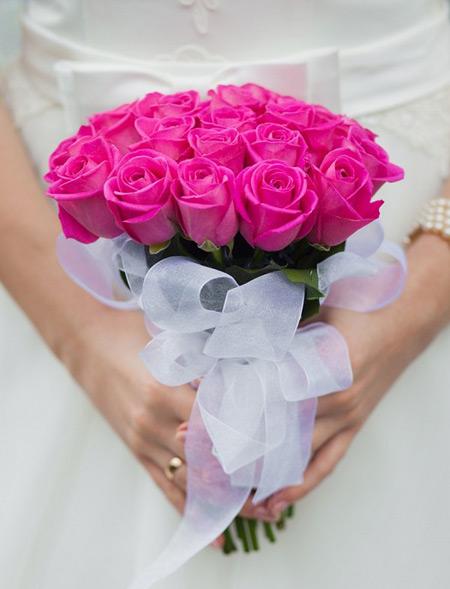 جدیدترین مدلهای دسته گل عروس