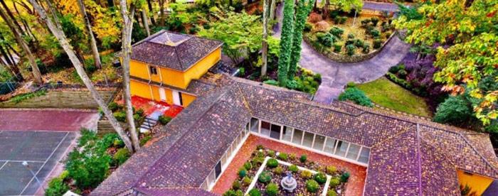 دکوراسیون خانه با شکوه محمد علی کلی,اسطوره بوکس جهان