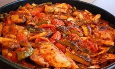 طرز تهیه تاووک خوراک لذیذ ترکیه ای! عکس