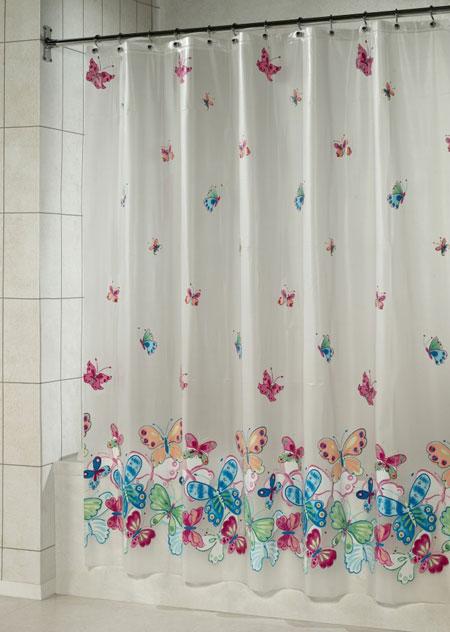 مدل پرده های حمام بچه گانه  تصاویر