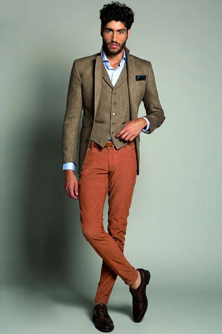مدل لباس اسپرت پاییزه مردانه  تصاویر