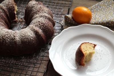 طرز تهیه کیک قهوه پرطرفدار با ماست! عکس