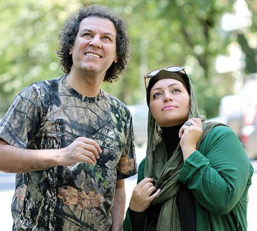 آرش میراحمدی بازیگر خنده بازار و همسرش زوجی که در سن کم ازدواج کردند! تصاویر