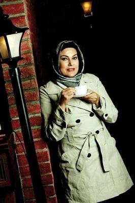 مهرانه مهینترابی: تلویزیون غیرقابل تحمل شده! عکس