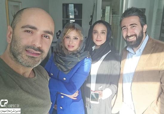 عکس های متفرقه و جدید نیوشا ضیغمی در آذرماه