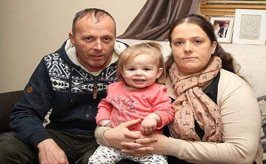 مادر بی رحم کودک 17 ماههاش را با مواد شوینده به قتل رساند