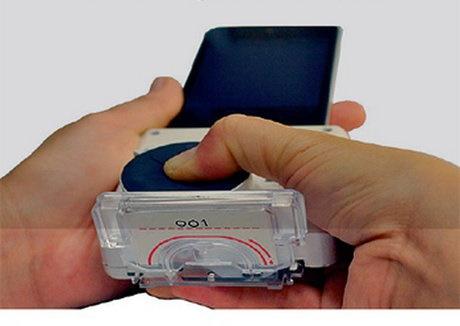 تشخیص ۱۵ دقیقهای ایدز با تلفن هوشمند
