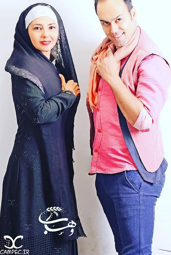 عکس های جدید و زیبای بهار نوحیان بازیگر سریال های تلویزیونی