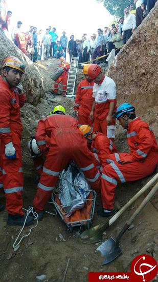 کشف جسد جوان27 ساله توسط سگها در کانال فاضلاب