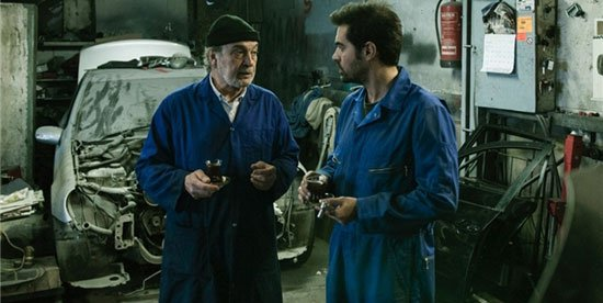 شهاب حسینی راننده تاکسی ای که شبها کار میکند شد! تصاویر