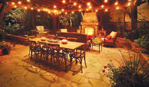 دکوراسیون دلنشین و بسیار زیبا را برای فضای بیرونی خانه خود به ارمغان بیاورید