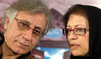 رویا تیموریان و مسعود رایگان، زوج خوشحال! عکس