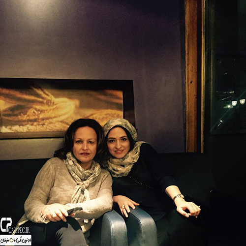 عکس های گلاره عباسی در بهار 94