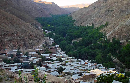 روستای اسفیدان ماسوله خراسان
