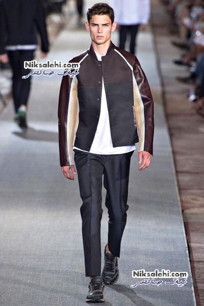 مدل لباس مردانه بهار 2013 مارک Valentino