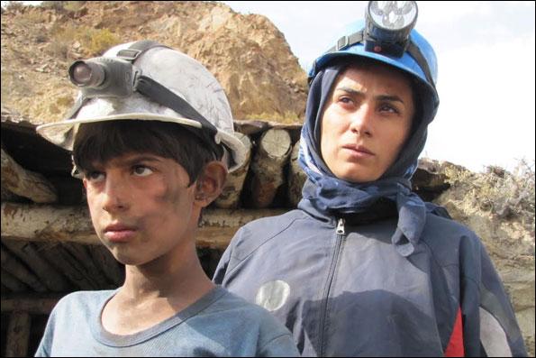 سانحه برای بازیگر کودک در معدن