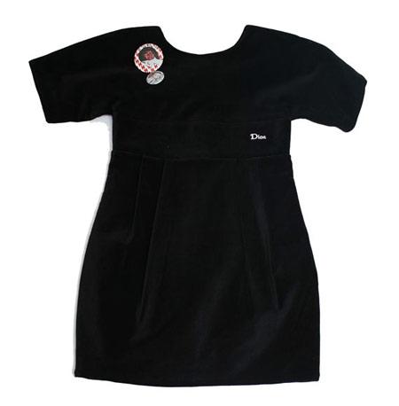 پیراهن مشکی دخترانه
