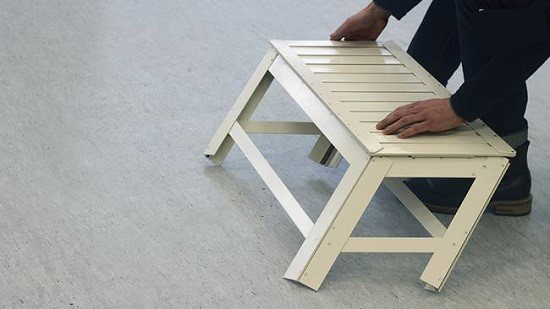 با این صندلیها نگران کمبودِ جا نباشید!