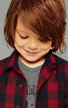 جدیدترین مدل موی اسپرت و فشن بچگانه تصاویر