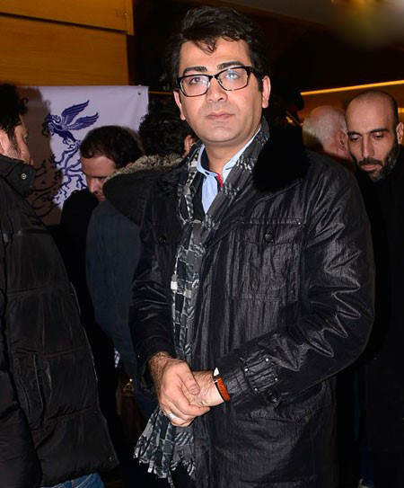 فرزاد حسنی و حضورش در مراسم جشنواره فیلم فجر تصاویر