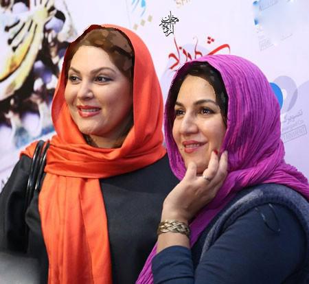 اسکندری و فرجاد خواهران بازیگر ایرانی تصاویر