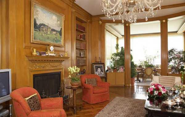 دکوراسیون خانه 50 میلیون دلاری اشرف پهلوی خواهر شاه تصاویر