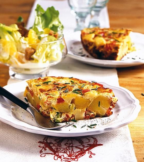 صبحانه آلمانی معروف به صبحانه کشاورز
