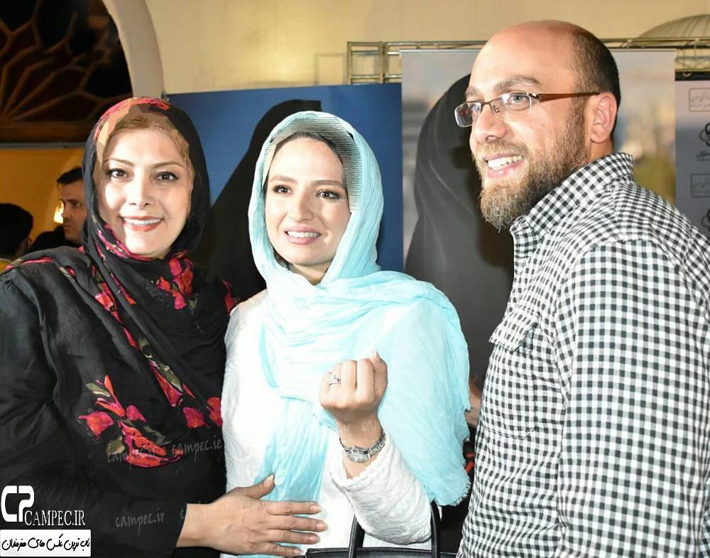 عکس های جدید گلاره عباسی و همسرش