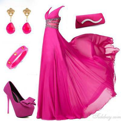 زیباترین و جدیدترین ست های لباس شب