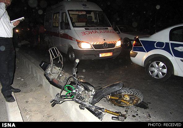 یک راننده اعضای یک خانواده را کشت