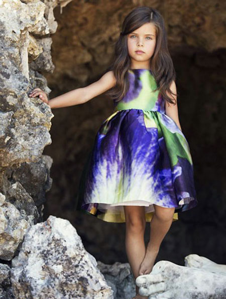 مدلهای جدید لباس پسرانه و دخترانه