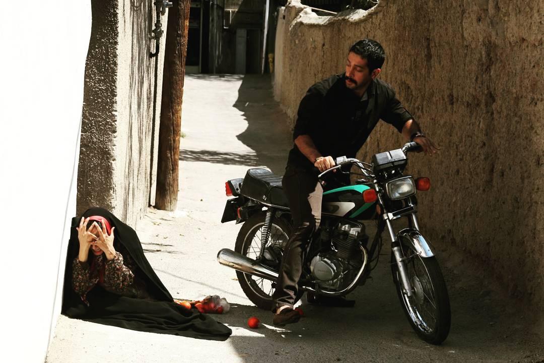 عکسهایی از فیلم سینمایی «این زن حقش را میخواهد»! تصاویر