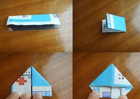 آموزش ساخت جامدادی بسیار جالب با کاغذ باطله