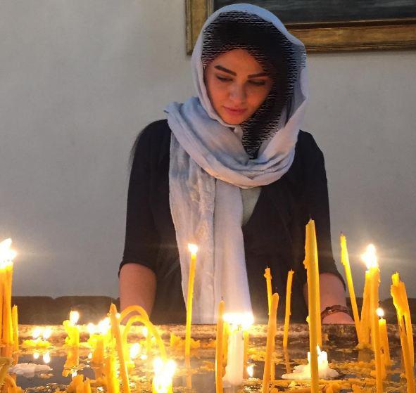 سیما خضرآبادی : این روزا خیلى چیزها رو نمیفهمم! عکس