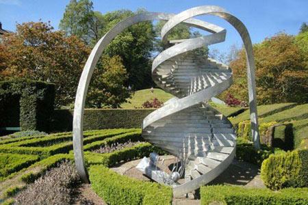 باغ گردشگری کیهانی در اسکاتلند