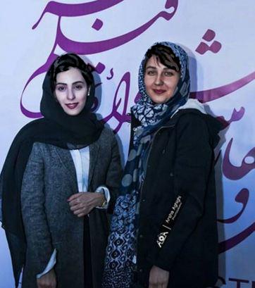 آناهیتا افشار بازیگر زن در جشنواره فیلم فجر تصاویر