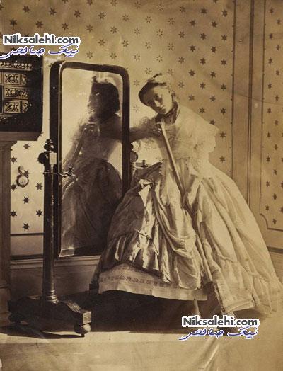 اولین تصاویر گرفته شده از دنیای مد