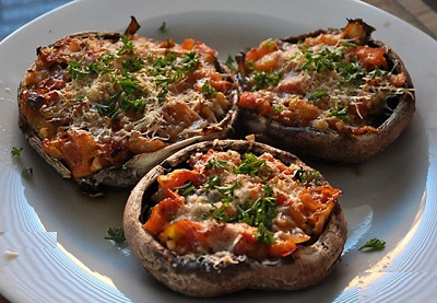 پیتزای قارچ, زیبا و خوش طعم!