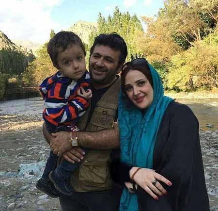 عکسهای خانوادگی شهرام عبدلی تصاویر