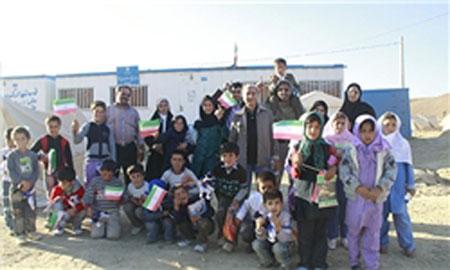 بازید پرویز پرستویی از مناطق زلزلهزده دشتی بوشهر عکس
