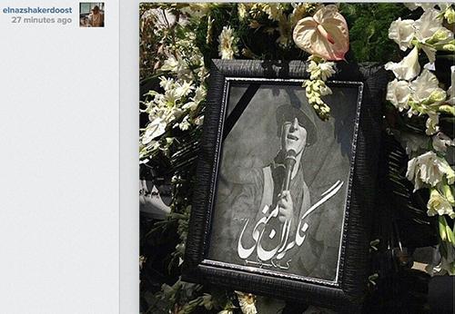 پیام های هنرمندان برای درگذشت مرتضی پاشایی
