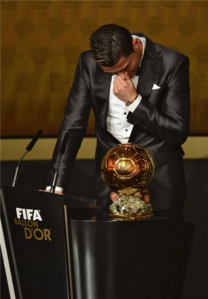 مراسم برترین های فوتبال جهان