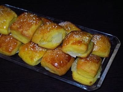 شیرینی دانمارکی محبوب به سبک خانگی عکس