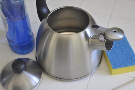 راهکارهای ساده برای رفع رسوب کتری و سماور