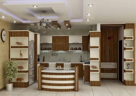 بهترین جنس کابینت را برای آشپزخانه مدرن خود انتخاب کنید